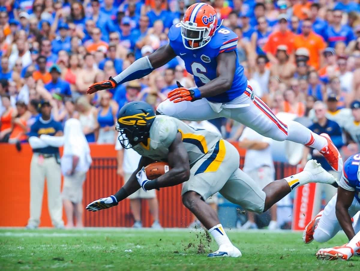 Gator Football Pictures 28